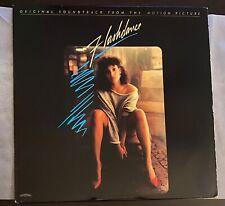Flashdance Soundtrack Lp Vinyl Album Used