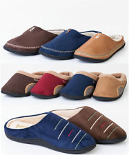 Coolers Suede Slip On Slippers for Men