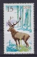 DDR Mi Nr. 2271 F 49 **, PF Plattenfehler, Jagdwesen 1977, postfrisch, MNH