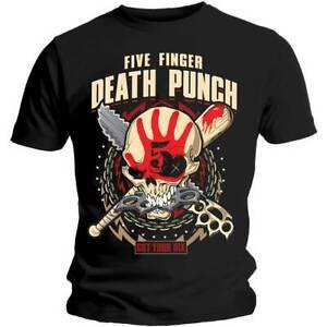 FIVE FINGER DEATH PUNCH - Zombie Kill T-Shirt