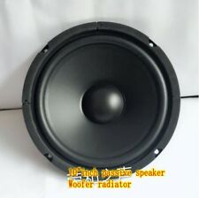 "2pcs 10""inch Bass radiator passive speaker Auxiliary woofer Home Audio Part"