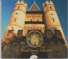 KMS Deutschland 33.World Money Fair 2004 in Basel