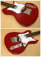 Caraya Ei38RD 3/4 Size Traveler Series Tele-Style Electric Guitar,Red-Full Kit
