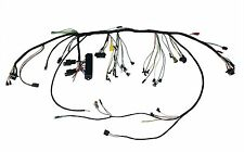 1966 Ford Mustang Under-Dash Harness w/Premium Fuse Box/ Relays Great up Grade