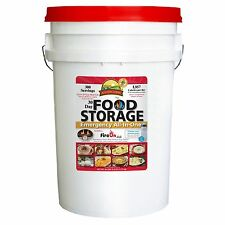Augason Farms 30 Day Food Storage Emergency All-in-One Pail Free Shipping! New!