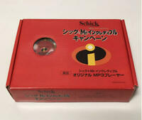 Schick Mr. Incredibles Original MP3 Player Limited Rare from Japan Free Shipping
