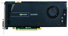 NVIDIA QUADRO 4000 2 GB GRAPHICS CARD 2x DisplayPort DVI PCIe