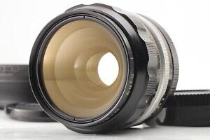 【EXC+++++】 Nikon Nikkor O Auto 35mm f/2 non-Ai Wide Angle SLR F mount Lens JAPAN
