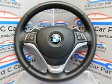 Bmw X1 E84  Complete Steering wheel  with paddle shift and bag 2014   6b1g