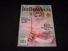 MARTHA STEWART LIVING HALLOWEEN SPECIAL ISSUE 2013 COSTUMES PUMPKIN TRICK TREAT