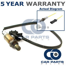 Front 4 Wire Oxygen O2 Lambda Sensor Direct Fit For Renault Clio Kangoo 1.2