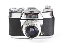 Voigtlander Skoparex 3.4/35mm f/3.4 35mm DKL Mount Bessamatic with Camera