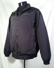 Le Coq Sportif Elements Experience World Trail Coat Full Zip Black 6 Womens