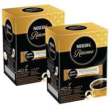 Nescafe Reserve Premium Instant Coffee 2 Pack