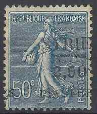 FRANCE COLONY SYRIA N°113 OBLITERATED OVERLOAD A HORSE - VALUE MAURY