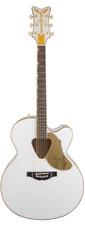 Gretsch G5022CWFE Rancher Falcon Guitar White 2714024505 EXC