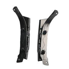 Facelift Front Bumper Bracket Holder Cover Guide Left+Right For BMW E53 X5