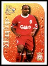 Futera Liverpool Fans' Selection 1999 - Paul Ince (Cutting Edge) No.1
