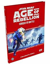 Star Wars RPG: Age of Rebellion • Forged in Battle