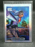 1994 marvel masterpieces silver holofoil Daredevil #3 of 10