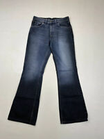 LEVI'S 525 BOOTCUT Jeans - W30 L32 - Navy - Great Condition - Women's