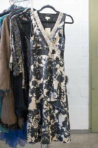 wunderschönes Kleid, Seide, Phase  Eight, Gr. 36 (8), Neu  mit Etikett!