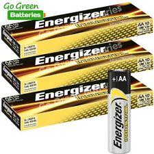 30 x Energizer AA Industrial Alkaline Batteries 1.5V LR6 MN1500  2027 expiry