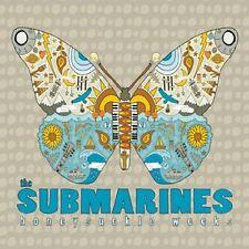 The Submarines - Honeysuckle Weeks [New CD] Digipack Packaging