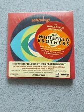 The Whitefield Brothers-Earthology CD NEW SEALED 2008