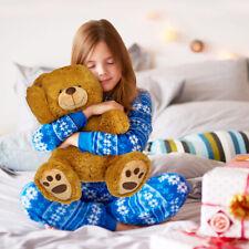 17'' Beige Plush Teddy Bear Stuffed Animal Toy Cute Soft Birthdays Gift 1.4 Feet