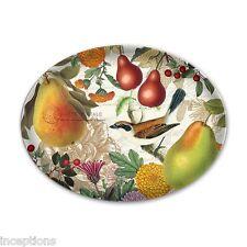 Michel Design Works Glass Soap Dish Golden Pear - NEW