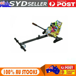 Colorful Hover Go Kart Cart Seat Adjustable Holder Stand Self Balance Hoverboard
