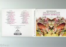 Danny Howells - Renaissance - The Mix Collection - 2CD MIX - HOUSE TECH HOUSE
