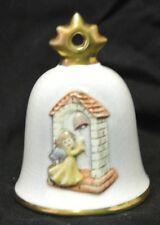 1999 Goebel Hummel Annual Christmas Bell Ornament No Box