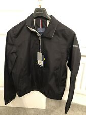 Navigare Men's Black Long Sleeves Jacket- Size S- New With Tags