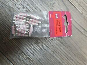 Pack Of 20 B&Q 3 Amp Fuses