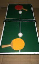 mini table de tennis ping-pong vintage