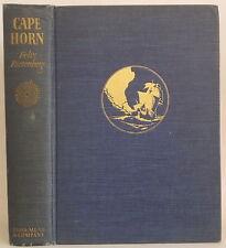 CAPE HORN by FELIX RIESENBERG Hardcover HISTORY OF THE REGION JOHN DAVIS