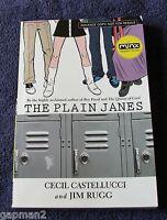 Cecil Castellucci Jim Rugg 2007 The Plain Janes SIGNED Advance Copy softcover