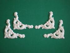 Decorative Resin Moulding - Set of 4 Decorative Corners