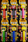 EMOTICON PEZ Candy Complete Set of 6 *MOC* Australia Only Release Rare!