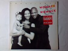 WOMACK & WOMACK Conscience lp GERMANY