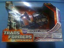 TRANSFORMERS Universe Nemesis Prime Voyager Class NEW FREE SHIP US