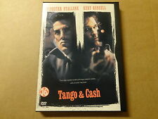 DVD / TANGO & CASH ( SYLVESTER STALLONE, KURT RUSSELL )