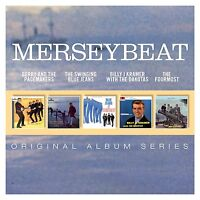 MERSEYBEAT - ORIGINAL ALBUM SERIES 5 CD NEU