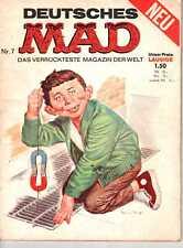 MAD Magazine Nr.7  Original BSV Verlag 1967