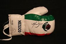 MARCO ANTONIO BARRERA AUTOGRAPHED SIGNED MEXICO MEXICAN FLAG BOXING GLOVE
