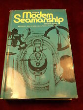 "OLD VTG 1972 BOOK ""KNIGHT'S MODERN SEAMANSHIP"", 15th EDITION, JOHN V. NOEL, JR"