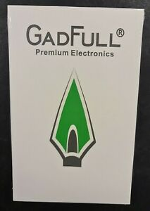GadFull Screen Protector for iPhone XR  3D Curved Edges Impact Resistant