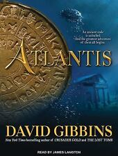 Jack Howard: Atlantis 1 by David Gibbins (2014, MP3 CD, Unabridged)